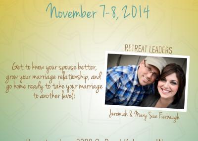 KGG Marriage Retreats