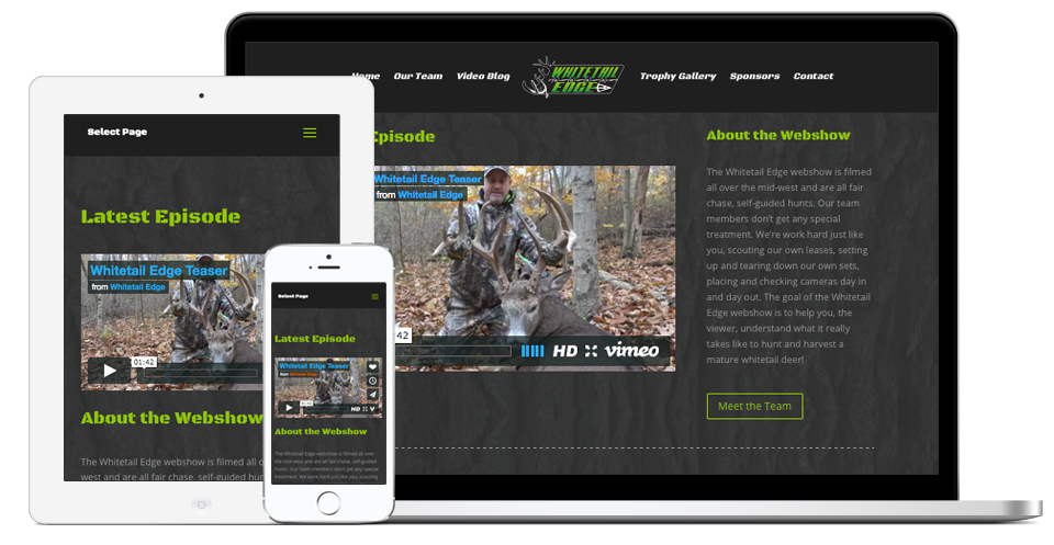 Whitetail Edge Webshow