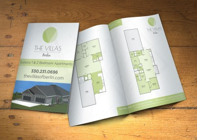 The Villas of Berlin Brochure